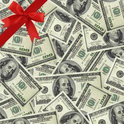 Gift any amount of money